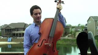 Vitale Cello with Fiberglass Case Giveaway