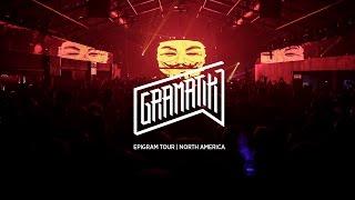 Gramatik - Epigram Tour recap | North America