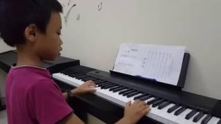 Bụi phấn piano - 5 tuổi