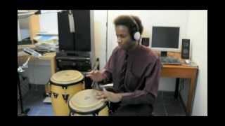 Mongo Santamaria - Afro Blue (Percussion Cover)