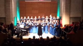 Coro de Santo Amaro de Oeiras - And The Glory of The Lord (Haendel)
