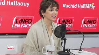 L'Info en Face avec Mounia Benchekroun