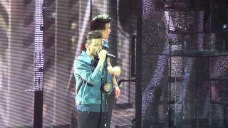 HQ Rock Me - One Direction - Live O2 Arena - April 2nd 2013