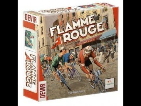 Reseña Flamme Rouge