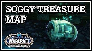 Soggy Treasure Map - Item - World of Warcraft