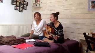 Il y a Vanessa Paradis cover by Charlotte et Pauline