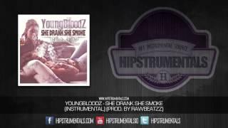 YoungBloodz - She Drank She Smoke [Instrumental] (Prod. By RawBeatzz) + DOWNLOAD LINK
