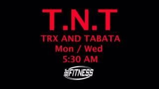 TRX AND TABATA