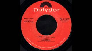 1971_394 - Bells, The - I Love You, Lady Dawn - (45)