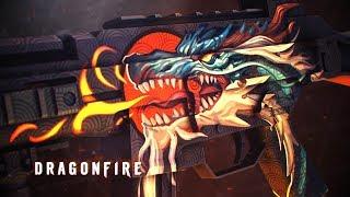 CSGO | UMP-45 | Dragonfire