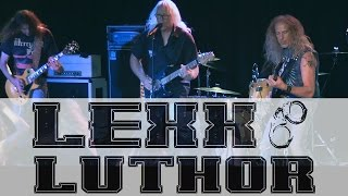 Lexx Luthor - Hardwired (Metallica cover)
