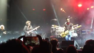 The Cure- Burn (New Orleans 05/10/16)
