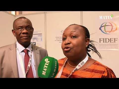 Video : ACOA 2019 : Déclaration de Sidibe Fatoumata Cisse, présidente de l'Ordre des experts comptables du Mali