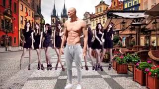 Solar ╳ Białas ╳ David Guetta - Intercontinental Bajers (Mikser Blend)