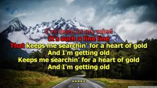 Heart of Gold - (HD Karaoke) Neil Young