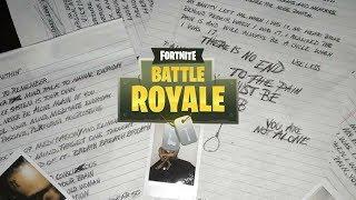 XXXTENTACION - Everybody Dies In Their Nightmares (Fortnite Battle Royale #67)