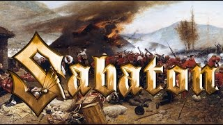 Sabaton - Rorke's Drift [Lyrics] Fanmade Video