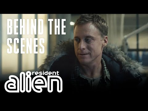 Resident Alien | Resident Alan | Behind The Scenes 1 | Premieres January 2021 | on SYFY