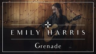 Grenade (Cover) - Emily Harris