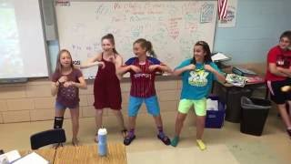 Can't Stop the Feeling Classroom Dance
