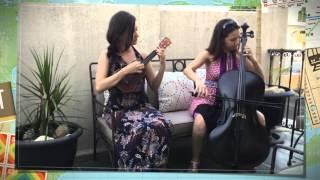 Lava song - ukelele & cello ( instrumental cover )