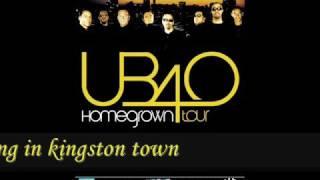 UB40 - kingston town