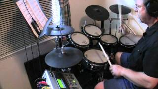 Sheryl Crow - First Cut Is The Deepest (Drum Cover)
