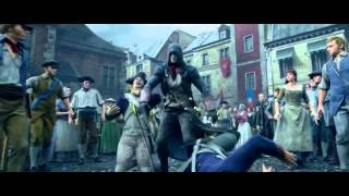 Assassin's Creed Unity Cinematic Trailer Redone with Bullets Soundtrack by Archive