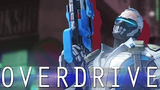 Overdrive - A Soldier: 76 Montage