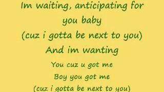 Next to You Mike Jones ft. Ashanti