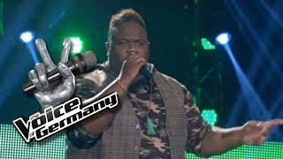 Welshly Arms - Legendary | Marlin Williford Cover | The Voice of Germany 2017 | Blind Audition