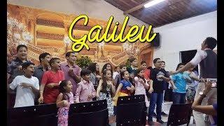 Jardim de Deus - Galileu (Com Gestos)