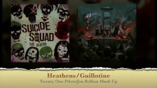 Heathens/Guillotine Twenty One Pilots/Jon Bellion Mash Up