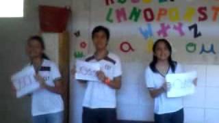 Criança esperança com - Naty,Rodolfo,Susana