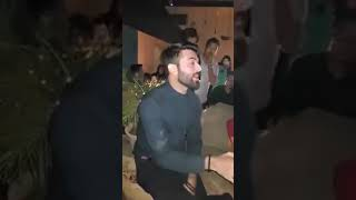Uska Hi Bana || Vahaj Hanif || New Year Night || Unplugged Version