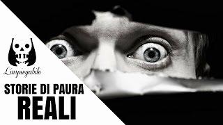 TOP 5 storie di paura Italiane (e non) successe realmente