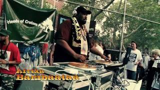 Afrika Bambaataa, Kool DJ Red Alert, and DJ Jazzy Jay | The True School Park Jam Series
