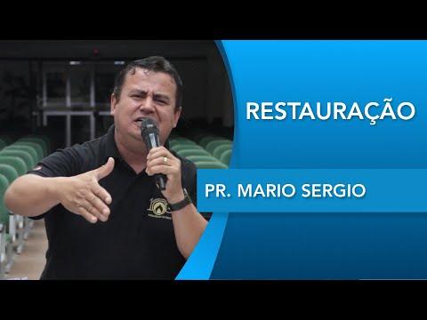 Pr. Mario Sergio   Jesus vive   Atos 1.1   02 04 2020