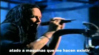Korn - One (Metallica Cover MTV Icon) Sub Español