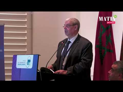 Matinales Groupe Le Matin : discours de Mohammed Haitami