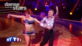 DALS S01 - Une samba avec Jean-Marie Bigard et Fauve sur '(Un, dos, tres) Maria' (Ricky Martin)