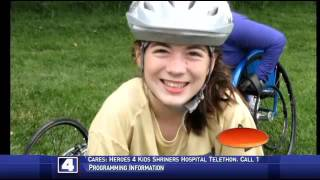 Shriners Telethon  Katie's Story   KMOV