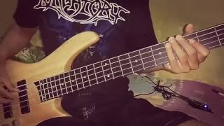Tipe X - Salam Rindu (Bass Cover)