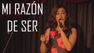 Mi Razón de Ser - BandaMS (cover) Natalia Aguilar
