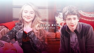 ●Josh & Maya | ❝Boyfriend and girlfriend eventually..❞ [S1-S3] PREVIEW