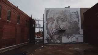 Vhils // Fort Smith // Unexpected