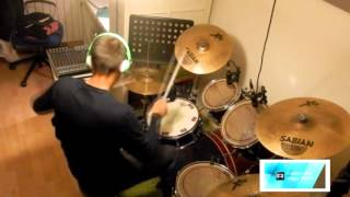 Le prince Aladin-Black M feat Kev Adams (Drum cover)