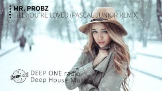 MR.Probz - Till You're Loved (Pascal Junior Remix) (DEEP ONE radio edit)