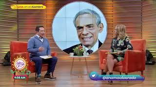 Marysol Sosa no ha tenido contacto de su papá José José | Sale el Sol