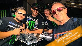 Unit'eam | Hoonigan Racing Division at World RX Lohéac 2016